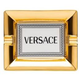 Versace Rosenthal Medusa Rhapsody Ashtray 16 cm