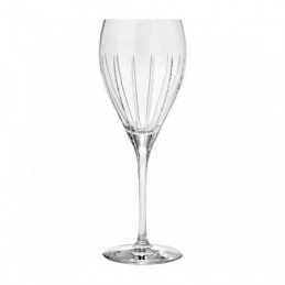 Christofle Iriana Crystal Water Goblet Glass Set 6 Pcs 07902001