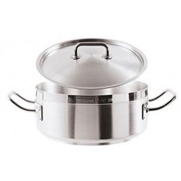 Sambonet Professional Casserole Pot 32 cm with Lid 51209-82