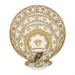 Versace Rosenthal I Love Baroque Dinnerware Set 5 Pcs