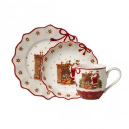 Villeroy & Boch Annual Christmas Edition Set Collezione 3 Pz 2019