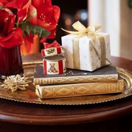 Villeroy & Boch Christmas Toy's Pacchetto Regalo Tondo Orsacchiotto