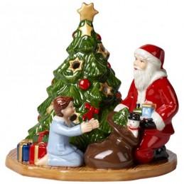 Villeroy & Boch Christmas Toy's Lanterna Distribuzione dei Regali