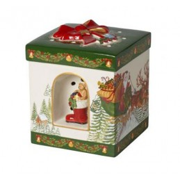 Villeroy & Boch Christmas Toy's Pacchetto Regalo Grande Babbo Natale