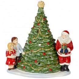 Villeroy & Boch Christmas Toy's Babbo Natale su Albero