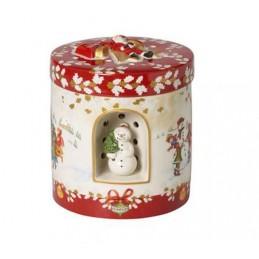 Villeroy & Boch Christmas Toy's Pacchetto Regalo Grande Tondo Bambini
