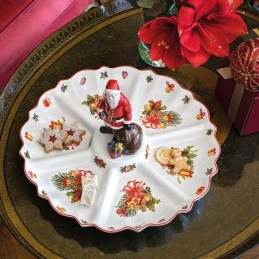 Villeroy & Boch Toy's Fantasy Multi-Compartment Plate