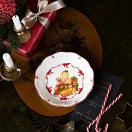 Villeroy & Boch Toy's Fantasy Small Bowl Unwrapping Gifts