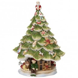 Villeroy & Boch Christmas Toys Memory Christmas Tree with Children