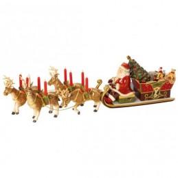 Villeroy & Boch Christmas Toys Memory Sleigh Ride Santa