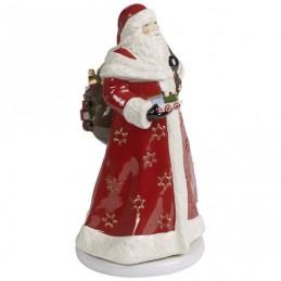 Villeroy & Boch Christmas Toys Memory Babbo Natale Girevole