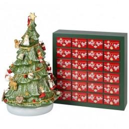 Villeroy & Boch Christmas Toys Memory Advent Calendar 3D Tree