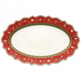 Villeroy & Boch Toy's Delight Piatto Ovale 50 x 31 cm