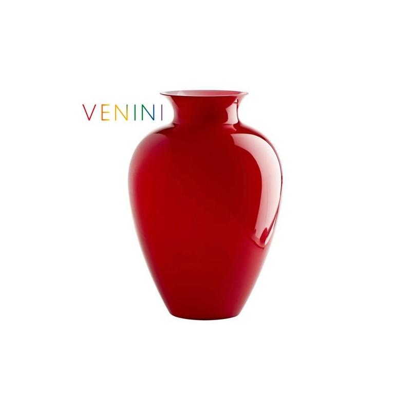 Venini Vaso Labuan Rosso 706. 62 H. 38. 5 cm