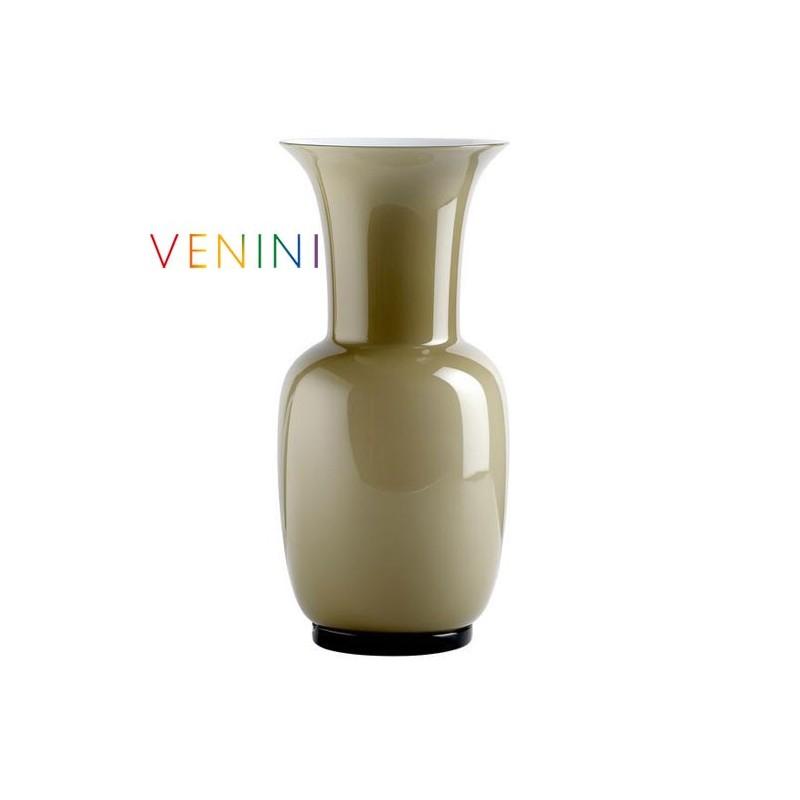 Venini Vaso Opalino Talpa, Piccolo H 30 cm 706. 38