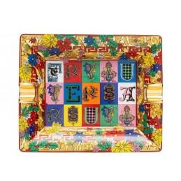 Versace Holiday Alphabet Posacenere 16 cm
