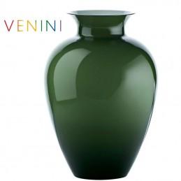 Venini Vaso Labuan Verde Mela 706. 62 H. 38. 5 cm