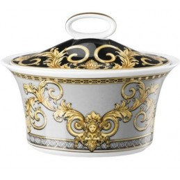 Versace Rosenthal Prestige Gala Sugar Bowl 0. 21 l 19315-403637-14330