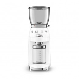Smeg Coffee Grinder White 50's Retro Style Aesthetic