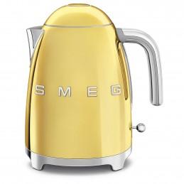 Smeg Bollitore Elettrico Logo 3D Oro Estetica Anni 50