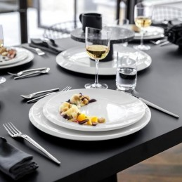 Villeroy & Boch NewMoon Dinner Set 18 Pcs