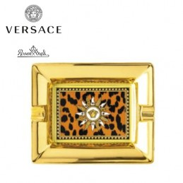 Versace Rosenthal Jungle Animalier Ashtray 13 cm 14269-403713-27231