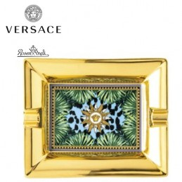 Versace Rosenthal Jungle Animalier Ashtray 16 cm 14269-403713-27236