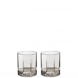 Versace Medusa Lumiere Haze Set 2 Bicchieri Whisky
