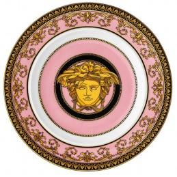 Versace Rosenthal Medusa Colours Plate 18 cm Medusa Rose