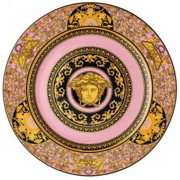 Versace Medusa Colours Piatto 30 cm Medusa Rose 19300-403710-10230