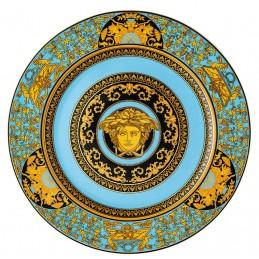 Versace Medusa Colours Piatto 30 cm Medusa Celeste 19300-403711-10230
