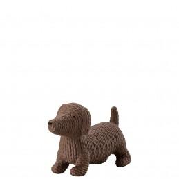 Rosenthal Pets Medium Dog Alfonso Macaroon H 7 cm