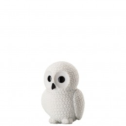 Rosenthal Pets Medium Owl Snow White H 8, 50 cm