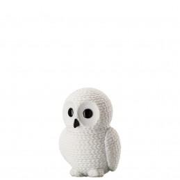 Rosenthal Pets Medium Owl Snow White H 8, 50 cm