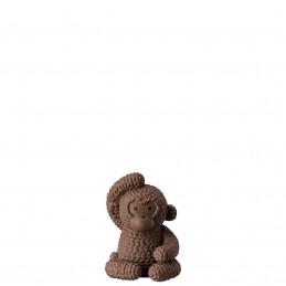 Rosenthal Pets Small Monkey Gordon Macaroon H 6, 50 cm