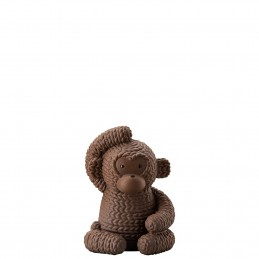 Rosenthal Pets Medium Monkey Gordon Macaroon H 8, 50 cm
