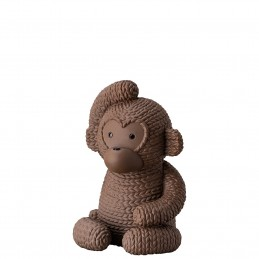 Rosenthal Pets Scimmia Grande Gordon Macaroon H 11, 50 cm