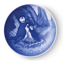 Bing & Grondahl Mother' s Day Plate 2020