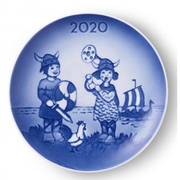 Bing & Grondahl Children' s Day Plate 2020