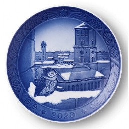 Royal Copenhagen Piatto Natale 2020