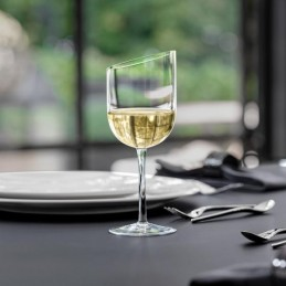 Villeroy & Boch NewMoon Set 4 Pcs White Wine Glass