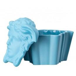 Versace Rosenthal Gypsy Blue Box H 7. 5 cm