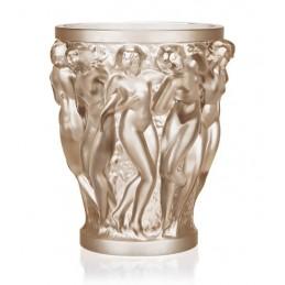 Lalique Vaso Bacchantes Oro Lustro Ref. 10547100