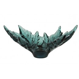 Lalique Champs-Elysees Small Bowl Deep Green Ref. 10599200