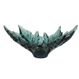 Lalique Coppa Piccola Champs-Elysees Verde Scuro Ref. 10599200