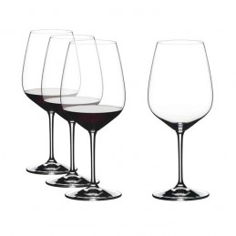 Riedel Extreme Set 4 Calici Vino Rosso 5441-0