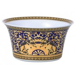 Versace Rosenthal Medusa Blue Salad Bowl 20 cm