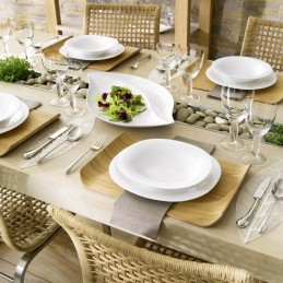 Villeroy & Boch New Cottage Basic Oval Dinner Service 12 Pcs