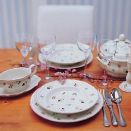 Villeroy & Boch Petite Fleur Dinner Service 12 Pcs