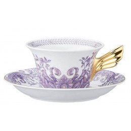 Versace Le Grand Divertissement Tazza Te - 2 Pz - 25 Anni